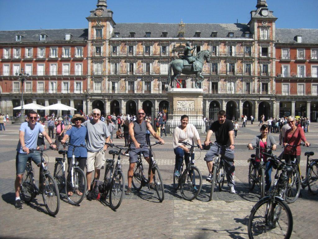 Ontdek Madrid op de fiets
