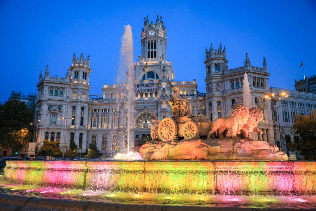 bezienswaardigheden in Madrid