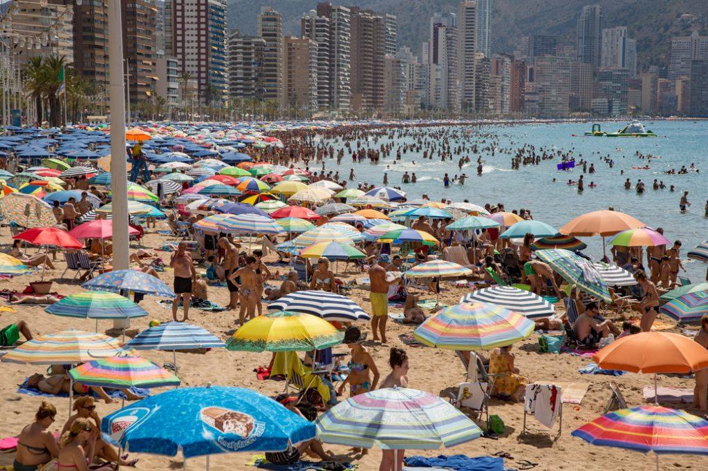 Spaanse strand